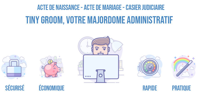 services administratifs tinygroom